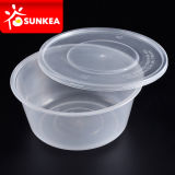 300ml Plastic Takeaway Food Container