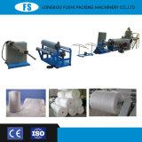 Maquinaria plástica del estirador de la espuma de EPE para hacer el rodillo y la película ampliados de espuma del PE