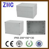 380 * 190 * 180 Boîtier de boîte de commutation imperméable à l'eau Boîte de commutation de sécurité électrique