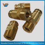 Moulage de précision les pièces de cuivre et d'usinage CNC