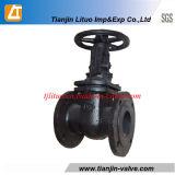 Válvula de porta da linha do ferro de molde