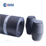 Elektroden Van uitstekende kwaliteit van de Koolstof van de ultra Hoge Macht van de uitvoer de Grafiet
