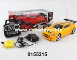 최신 판매 장난감 4 CH 원격 제어 차 장난감 (0155221)