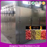 野菜フルーツの脱水機の食糧乾燥機械箱形乾燥器