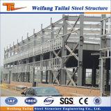 Galvnaized Stahlkonstruktion-Haus-Aufbau-Gebäude-Fertighaus-Haus