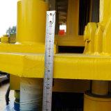 Bloc concret de la vibration Qt4-20 automatique faisant à machine la machine de brique pleine