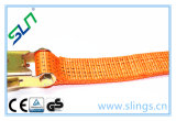 La hebilla popular de la leva 2017 ata abajo ata con correa la correa de la hebilla de la leva de 25m m