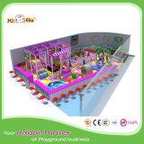 De aantrekkelijke Prijs van de Speelplaats van het Ontwerp In het groot Binnen met Kasteel voor Pretpark