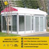 [هو] خيمة صغيرة زجاجيّة لأنّ [كويسك] مؤقّت ([ه322ب])