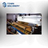 Impresora de la prensa de copiar del bolso de la impresora/del chaleco de Flexo de la película del Cuatro-Color PVC/PP