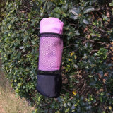 Toalla portable suave del recorrido de Microfiber de la venta caliente pequeña con el bolso