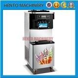 Weiche Serve-Eiscreme, die Maschine für Verkauf herstellt