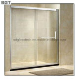 6mm-10mm Tempered Low Iron Glass para banheiro