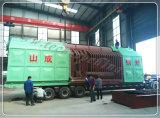 Maior eficiência da Série Szl Industrial das caldeiras de vapor