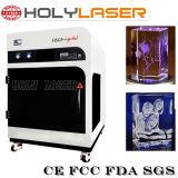 소형 Laser 조각 기계 Holylaser 3D 수정같은 Laser 조각 장비