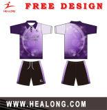 Sublimation Healong Sportswear de jupe de tennis pour les filles