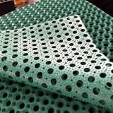 Tapis en caoutchouc résistant aux acides/tapis en caoutchouc anti-patinage/tapis en caoutchouc de drainage