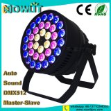 36PCS 10W RGBW 4in1 LED Indoor Stage Light
