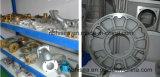 Folha de metal reflexivo, folhas de metal estampado Pressione as peças de Chapa de Papelão Ondulado