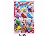 Новые пластмассовые игрушки Car считаем колеса автомобиля (941487)
