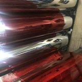 Cadena de producción de mármol artificial plástica de la hoja del PVC máquina de la protuberancia