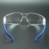 De lichtgewicht Bril van de Veiligheid met Zacht Frame TPR (SG104)