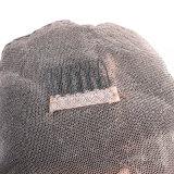 Parrucca piena brasiliana del merletto del Bob Glueless dei capelli umani del Virgin di modo