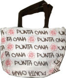 Printed personalizado Canvas Tote Bag para Promotion