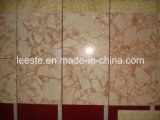 Heiße Blumen-beige Marmorplatte-Stein-Fliese