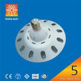 E40 LED UFO baja de la bahía 5 años de garantía 50W Iluminación Highbay