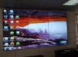 Samsung 55 Zoll LCD-videowand-Bildschirm, der die 3.5mm Anzeigetafel verbindet