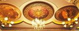 سقف مشهورة فنيّة لأنّ زخرفة بينيّة ([برّد13-لف-101-ا])