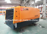 El compresor de aire de alta presión del motor diesel 16bar del precio barato para las plataformas de perforación, se puede modificar como