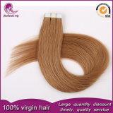 Het bruine Menselijke Haar van Remy van de Uitbreiding van het Haar van de Kleur Pu