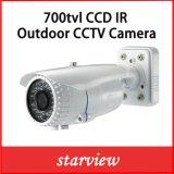 de vari-BrandpuntsCamera van kabeltelevisie van IRL IP66 IRL van de Lens 700tvl CCD