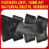 Câmara de ar interna da motocicleta/câmara de ar interna borracha natural/câmara de ar interna borracha butílica (130/60-13)