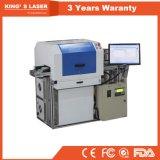 Máquina da marcação do laser da caixa de engrenagens 50W do automóvel