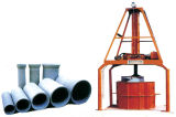 Machines à fabriquer des tubes / tuyaux en ciment (SY-1000)