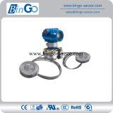 Transmissor de pressão diferencial remoto esperto