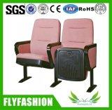 직물 시트 강당 의자 영화관 의자 (OC-153)