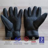 Перчатки спортов перчаток подныривания неопрена женщин занимаясь серфингом перчатки (QK-G03)