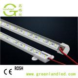 Un'alta garanzia luminosa SMD 12V 24V 7020 LED di alluminio Strip&#160 rigido da 3 anni;