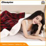 居間およびOEMのための二重フランネル毛布と特大
