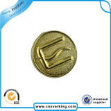 Placage or métal personnalisée multi forme Badge