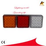 Indicatore luminoso della coda dell'indicatore del LED per i pezzi di ricambio Lt105 del rimorchio del camion
