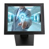 Alimentation d'usine POS VGA USB LCD Fil résistif 4 / 5 moniteurs à écran tactile 15 pouces