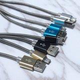 El Alambrón de acero de alta calidad USB Cable de sincronización de fecha