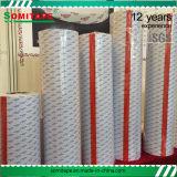 Cinta de doble cara adhesiva Heat-Resistant/tejido Cinta de doble cara para el trabajo de Publicidad