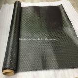 Pano de fibra de carbono sextavada favo de tecido de fibra de carbono