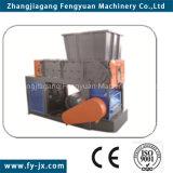 Desfibradora dura del tubo del PVC del PE de los PP/picadora de papel plástica inútil